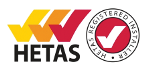HETAS Certified